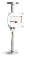 Metal Tube Varea-Meter