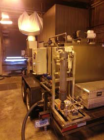 PolyBlend<sup>&reg;</sup> DP Dry Polymer Preparation System, Fairfield, California