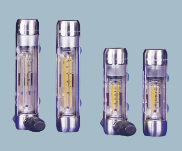 Glass Tube Purgemeters